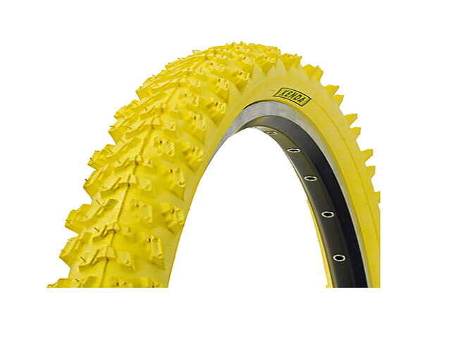 "Kenda K-829 Bike Tyre 26 x 1,95"" yellow"